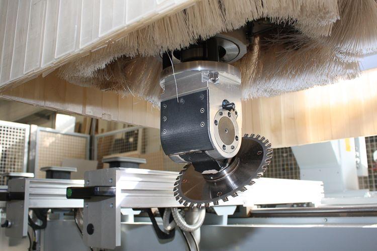 Sägeblatt aus dem Bereich der CNC Frästechnik