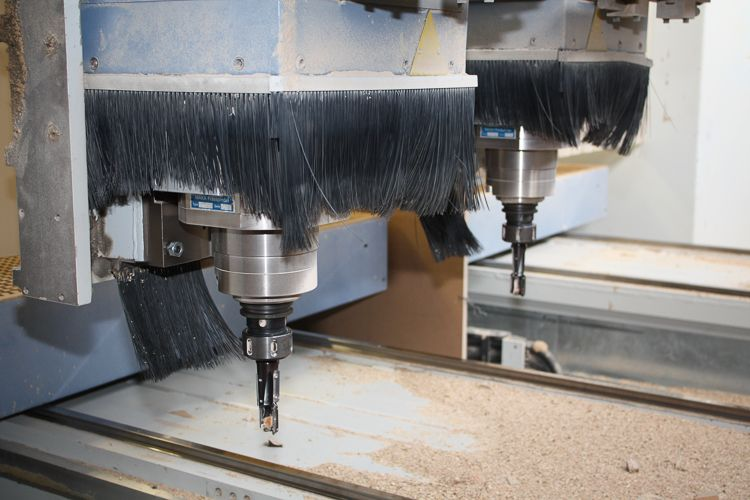Fräsbohrer aus der CNC Frästechnik